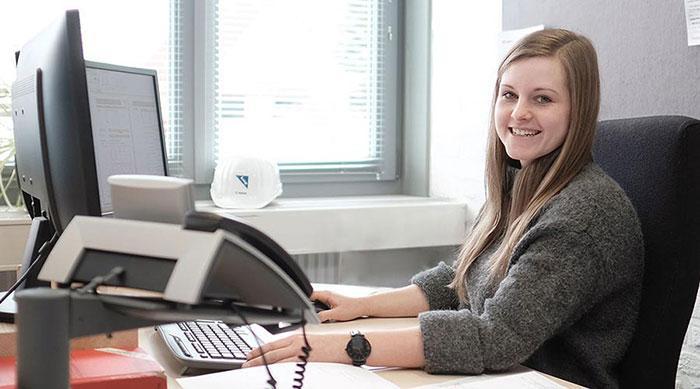 Carina Scholz - Bachelor of Engineering