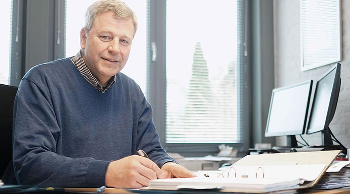 Johann Hansen - beratender Ingenieur bei hmp