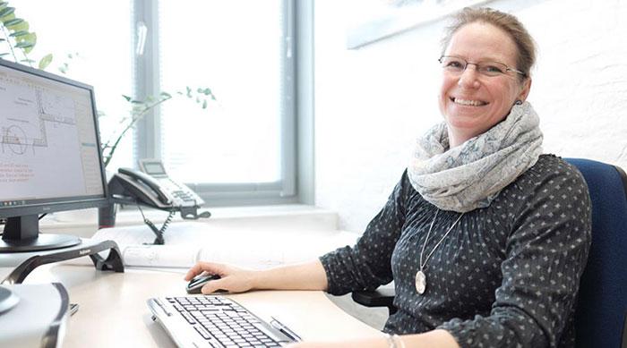 Katja Matt - Bauzeichnerin