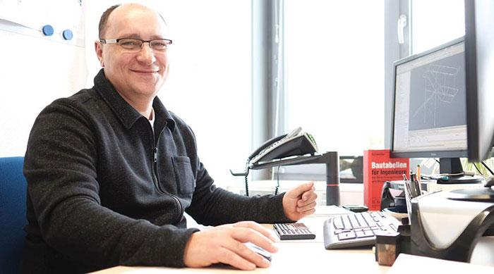 Sergei Keip - Diplom-Ingenieur