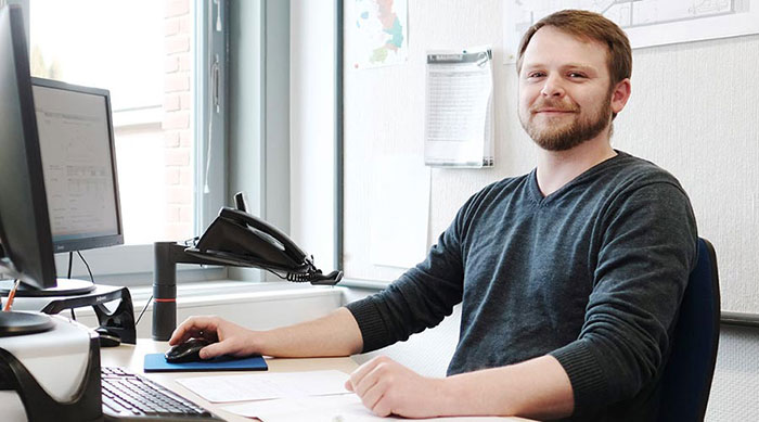 Mathias Tedt - Bachelor of Engineering