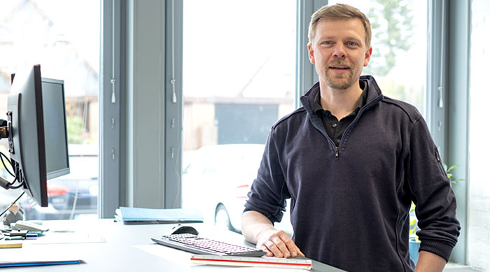 Benjamin Tedt - hmp-Geschäftsführer