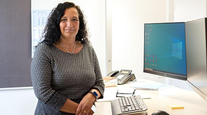 Betina Christiansen - hmp-Mitarbeiterin