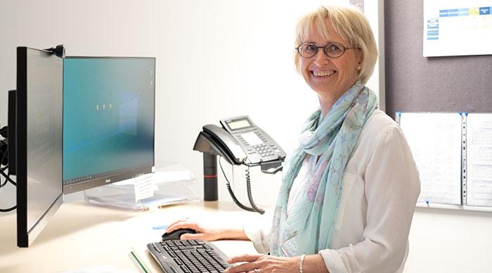 Britta Sönnichsen - hmp-Mitarbeiterin